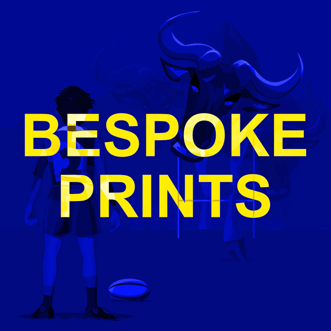 Bespoke Prints by Pierre Bamin. Everyone is different